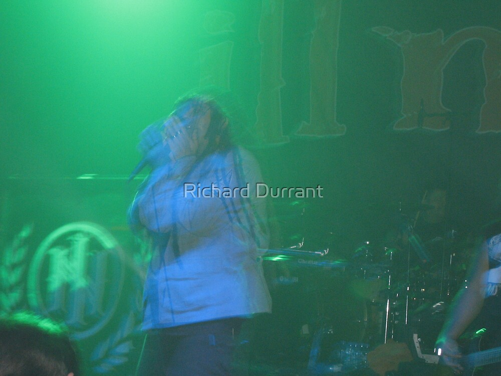 Ill Nino Live In Concert 1 by Richard Durrant