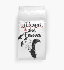 Klaus. Always and Forever. Duvet Cover