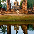 The Ancient City of Sukhothai by Carlton Grooms