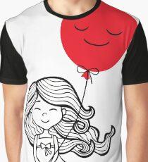 Little Girl Graphic T-Shirt