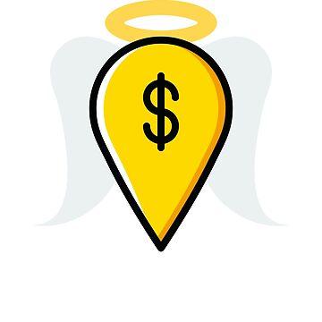 Money Angel by lo-qua-t