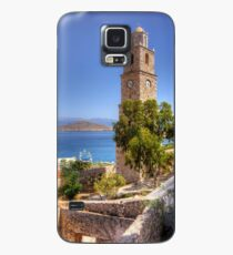 Stone Clock Tower Case/Skin for Samsung Galaxy