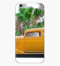 1933 Pontiac Deluxe 8 Touring Sedan 'Profile' II iPhone Case