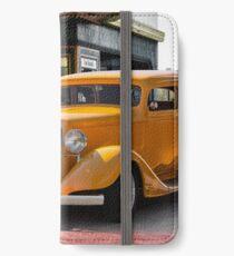 1933 Pontiac Deluxe 8 Touring Sedan II iPhone Wallet/Case/Skin