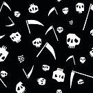 Reaper's Keeper I by Anna Kohlweis