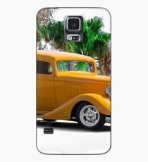 1933 Pontiac Deluxe 8 Touring Sedan III Case/Skin for Samsung Galaxy