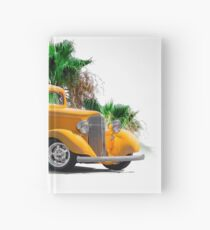 1933 Pontiac Deluxe 8 Touring Sedan III Hardcover Journal