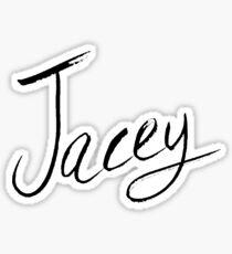 Jacey Sticker