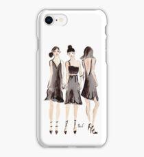 Little Black Dress iPhone Case/Skin