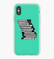 Brooklyn 99 Sex Tapes iPhone Case