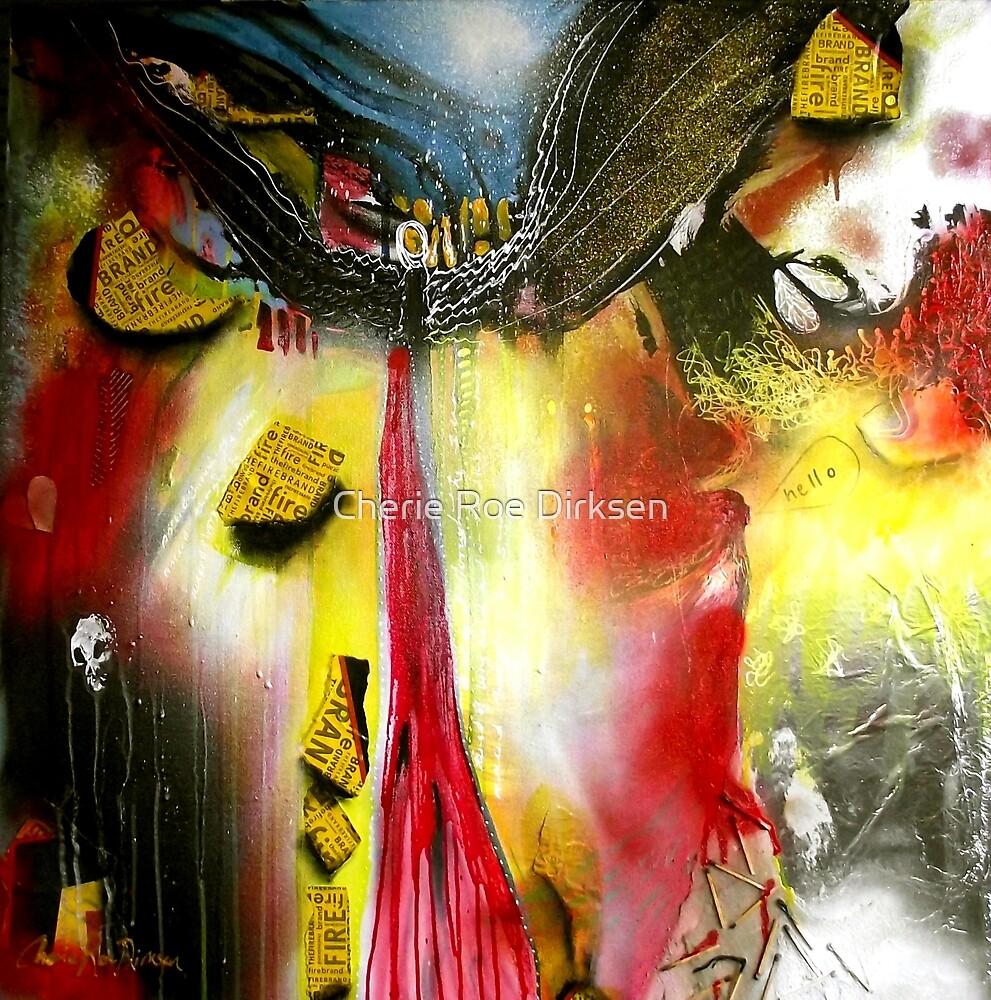Cold Burn by Cherie Roe Dirksen