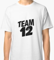 Jake Paul Team 12 (Fan Logo) Classic T-Shirt