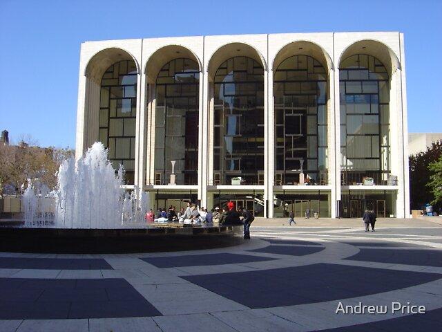 Metropolitan Opera House by Andrew Price