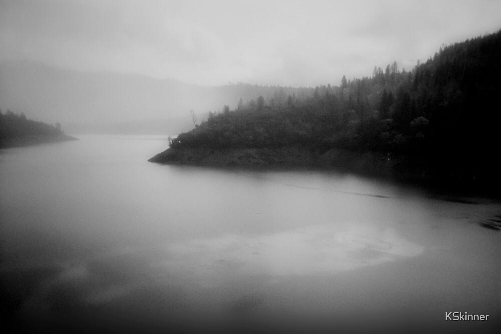 Foggy Winter Morning by KSkinner
