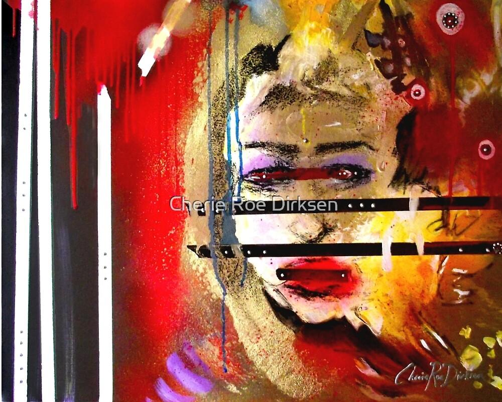 A Dangerous Love by Cherie Roe Dirksen