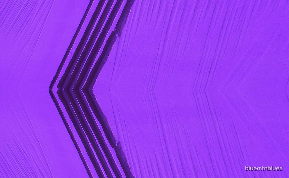Purple Arrow by bluemtnblues