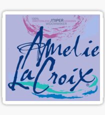 amelie lacroix Sticker