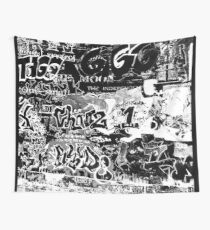 Graffiti Wall Tapestry