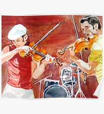 Fiddlers Poster