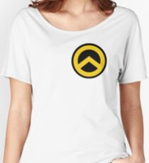 identitarian  Women's Relaxed Fit T-Shirt