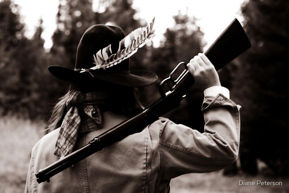Gunslinger by Diane Peterson