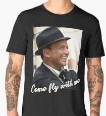 Frank Sinatra  Men's Premium T-Shirt