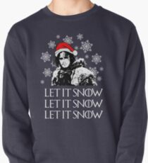 Let it snow - Christmas  Pullover