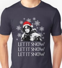 Let it snow - Christmas  Unisex T-Shirt