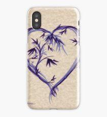 Purple Heart #2 iPhone Case/Skin