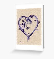 Purple Heart #2 Greeting Card