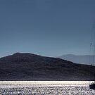 Morning in the Bay of Nimborio by Tom Gomez