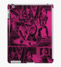 The Pink Fight iPad Case/Skin