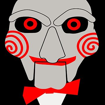 The Saw Mask by cattrow