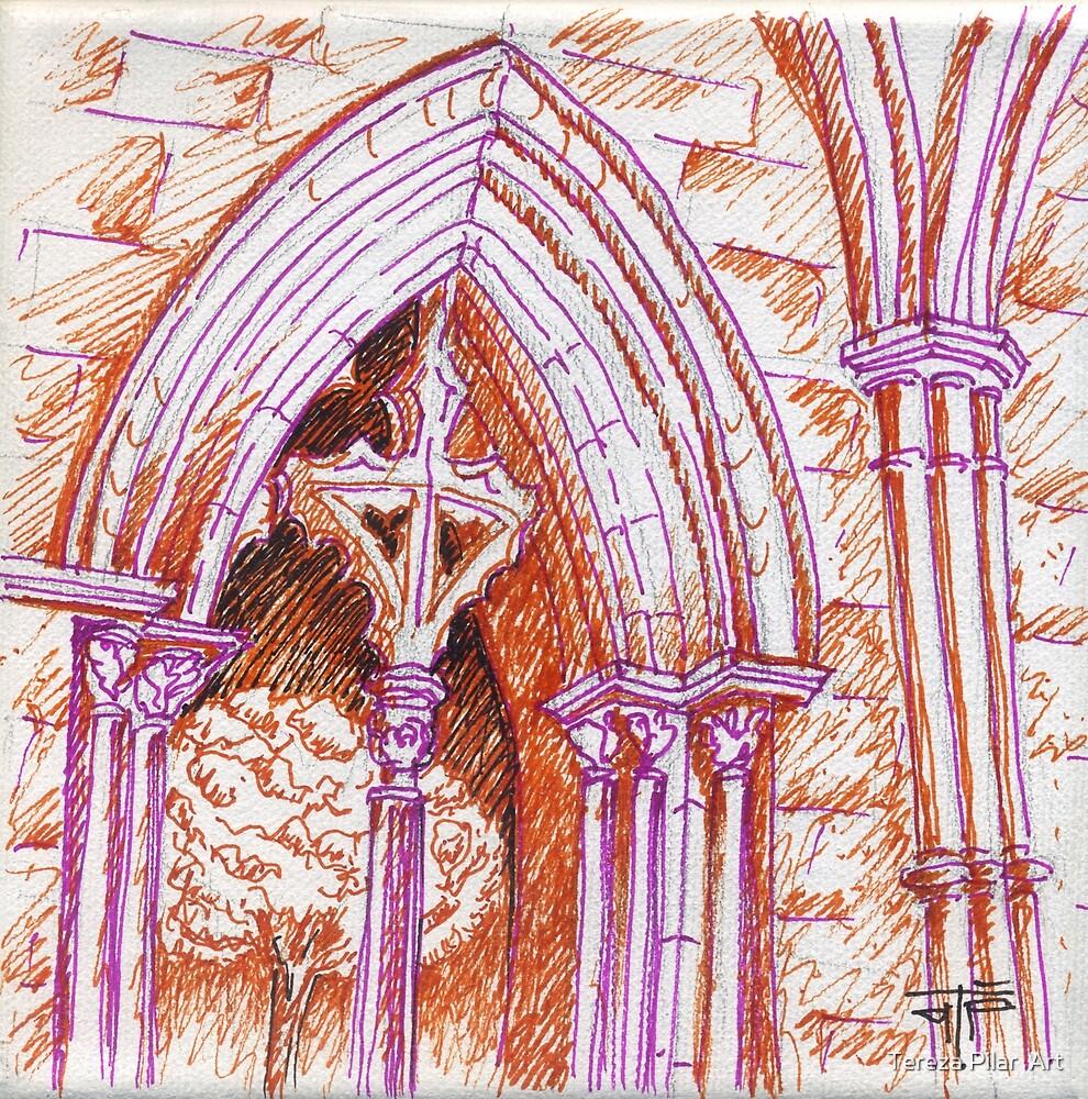 Évora Cathedral I by terezadelpilar ~ art & architecture