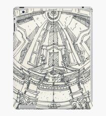 Convento de mafra. Mafra convent dome iPad Case/Skin