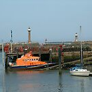 Whitby Lifeboat by dougie1