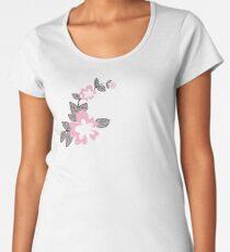 Miraculous Ladybug - Marinette Shirt Pattern Inspired Women's Premium T-Shirt