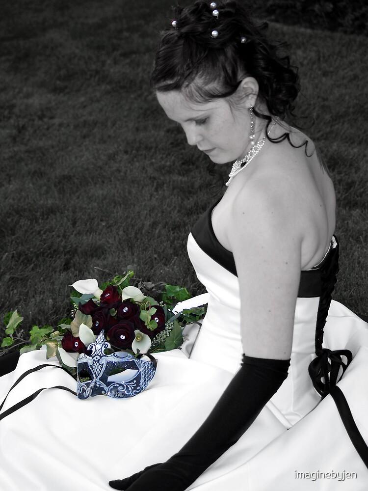 The bride by imaginebyjen