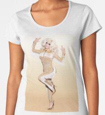 Trixie Mattel Promo Look Women's Premium T-Shirt