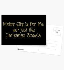 Holby City ist für das Leben nicht nur das Weihnachtsspecial Postkarten
