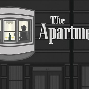 The Apartment (1960) by Kelly-Ferguson