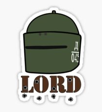 Lord Sticker