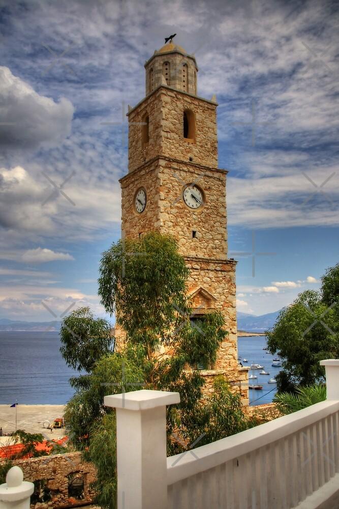 Greek Time by Tom Gomez
