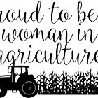 Women In Agriculture by Emily Cutter