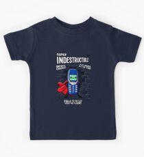 3310 Super Indestructible Kids Tee