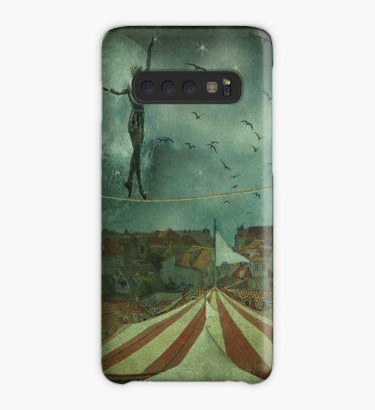 Der Equilibrist Hülle & Klebefolie für Samsung Galaxy