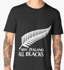 New Zealand All Blacks Men's Premium T-Shirt