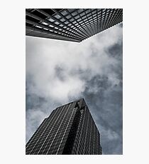 Corporate Neigbours Photographic Print