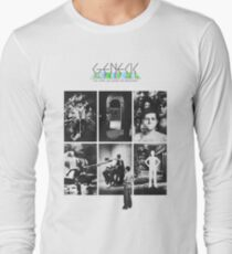 Genesis - The Lamb Lies Down on Broadway (Extended Artwork) Long Sleeve T-Shirt