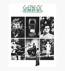Genesis - The Lamb Lies Down on Broadway (Extended Artwork) Photographic Print